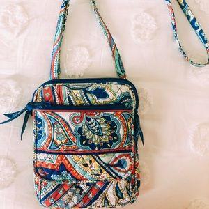 vera bradley mini hipster purse